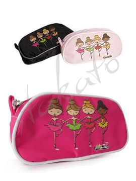 Pencil case / make-up bag Nectina 9051 Intermezzo