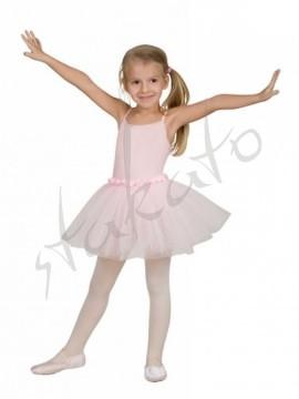 Baletki dziecięce satynowe Sansha