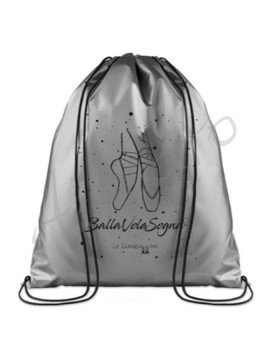 Metallic sport bag