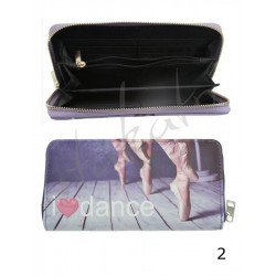 Big wallet I LOVE DANCE