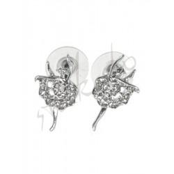 Earrings with ballerina Sofia