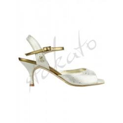Tangolera model A1 Basic Puntino Platino T6