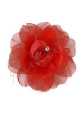 Róża dekoracyjna z oczkiem
