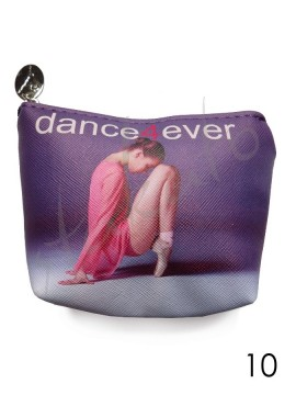 I LOVE DANCE purse