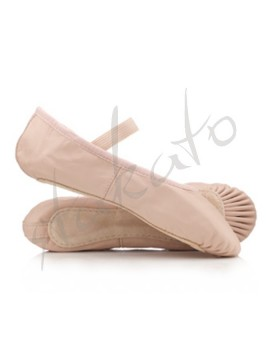 Sewing elastic on pointe shoes (G)