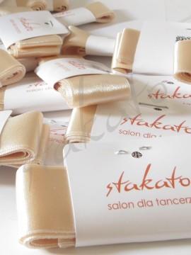 Troczki satynowe Stakato