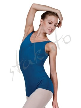 Ladies' leotard with shorts Tabitha Sansha