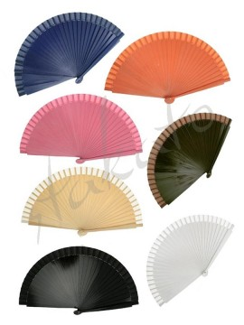 Fan for tango argentino