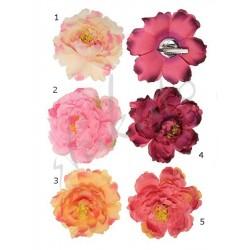 Kwiat dekoracyjny wielobarwny