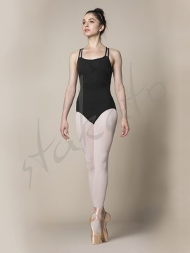 Leotard M3074LM with flock Mirella