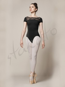 Leotard M5075 with flock Mirella
