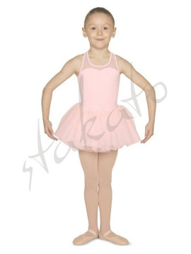 Girls tutu with rhinestones MS132C Bloch