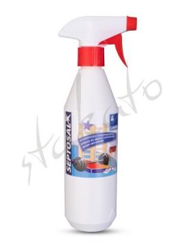 Septosal - preparat do dezynfekcji obuwia i powierzchni