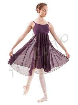 Sukienka z szyfonem Mabel Sansha