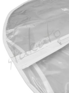 Pokrowiec przezroczysty 100 cm