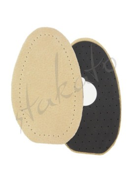 Semi-insoles with latex