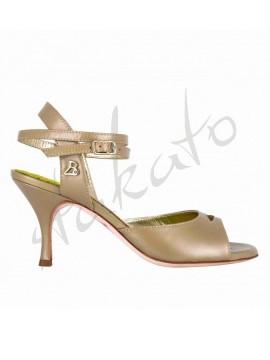 Tangolera model A2 BIS CL Nappa Perla T6