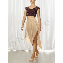 Split skirt Mireya Bloch