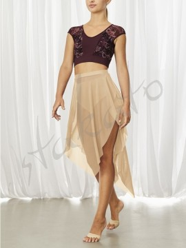 Split skirt Mireya Bloch