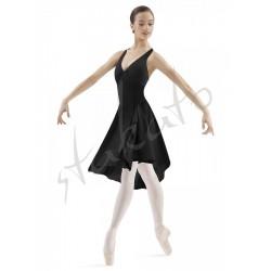 Asymetryczna sukienka z odkrytymi plecami M1018 Bloch