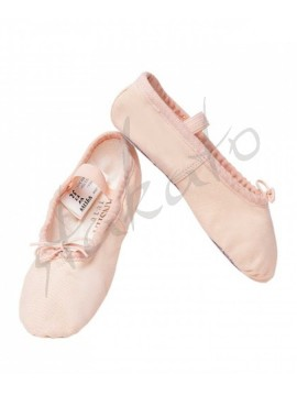 Sansha kids satin slippers
