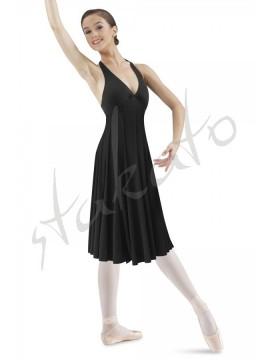 Sukienka z odkrytymi plecami M1016 Bloch