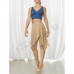 Wrap open skirt Hadlee Bloch