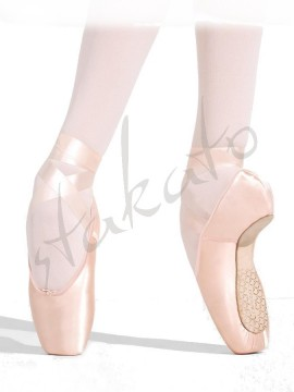 Capezio Développé pointe shoes
