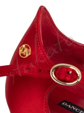 Dance Naturals model 406S red