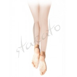Rajstopy baletowe bez stopy - legginsy 1885 Capezio