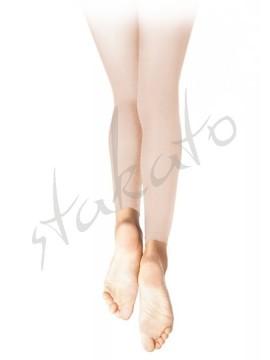 Rajstopy baletowe bez stopy - legginsy Capezio