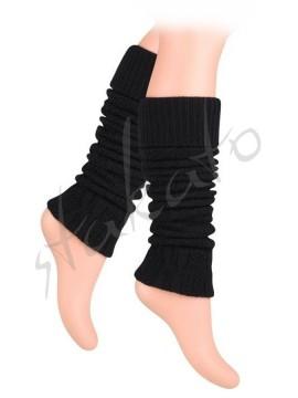 Short legwarmers with wool