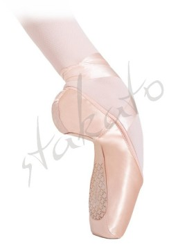 Capezio Cambré Tapered Toe pointe shoes