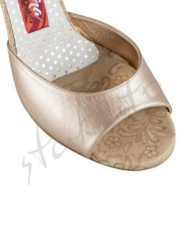 Tangolera style A8CL Glitter Bronzo T8