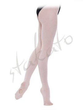 Convertible Ballet Tights Intermediate Silky Dance