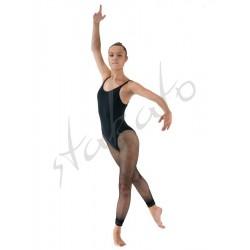 Kabaretki - legginsy z koronką Silky Dance