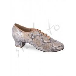 Kozdra model 40 golden snake leather