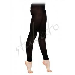 Footless Ballet Tights Intermediate Silky Dance