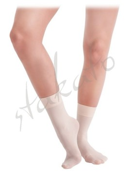Essentional Ballet Socks Silky Dance