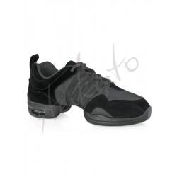 Sneakery młodzieżowe Sansha Tutto Nero