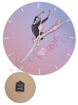 Zegar ścienny I LOVE GYM