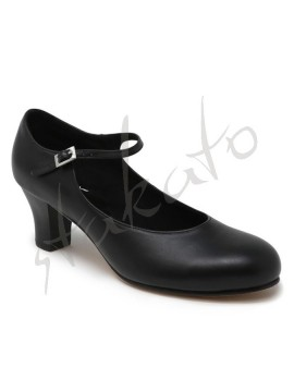 Cassie leather character shoes Capezio