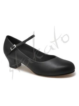 Cassie Junior 5 cm character shoes Capezio