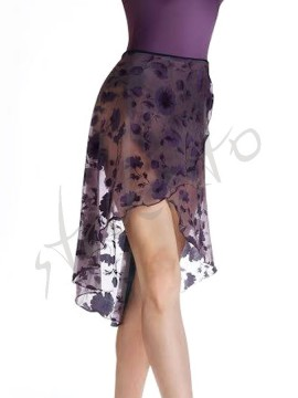 Long skirt Lilu Plum Flower Juli Garden