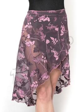 Tunika długa Lilu Pink Romance Juli Garden