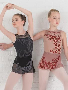 Adele Leotard Ballet Rosa