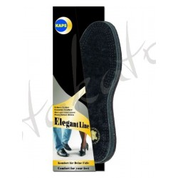 Insoles Leather Carbon