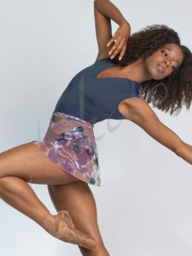 Tunika wiązana Candide Ballet Rosa