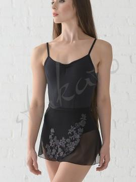 Leonie wrap skirt Ballet Rosa
