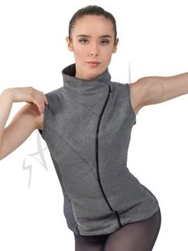 Albane Warm-Up Vest Ballet Rosa